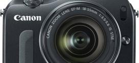 Canon EOS M 18-55mm f/3.5-5.6 IS STM+ Speedlite 90EX