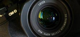 Panasonic Leica DG Summilux 25mm f/1.4 ASPH. Lens