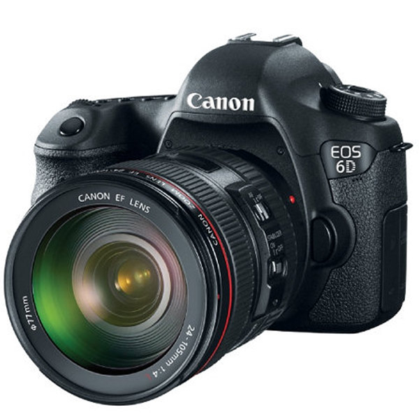 Canon EOS 6D Kit 24-105mm f/4 L