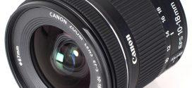 Canon 10-18 stm