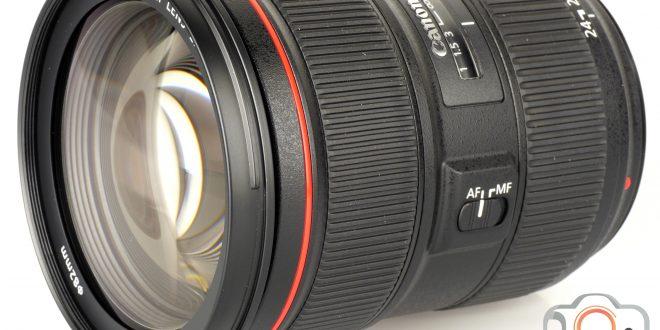 Canon 24-70 f 2.8 L
