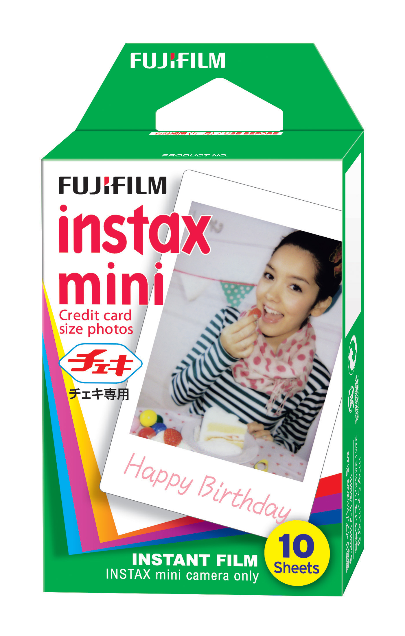 Fujifilm Instax Mini 8 Film